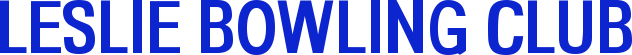 www.lesliebowlingclub.co.uk Logo